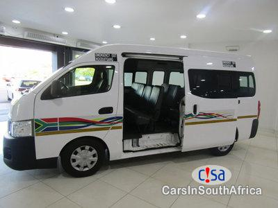 Nissan NV350 2.5 Manual 2016 in South Africa
