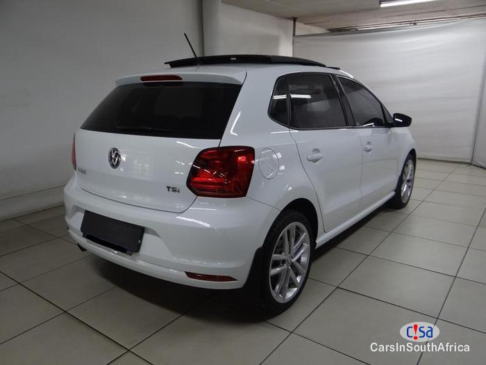 Volkswagen Polo 1.2 Highline Automatic 2016