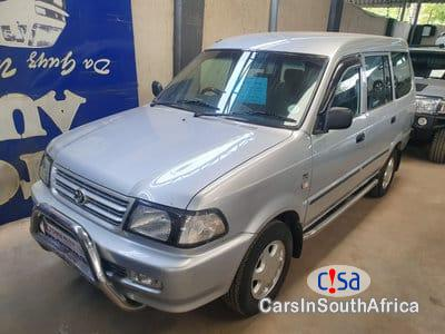 Picture of Toyota Condor 2400i Te Manual 2001