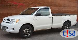 Picture of Toyota Hilux Manual 2009