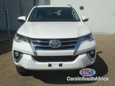 Picture of Toyota Fortuner 2.0 Automatic 2017