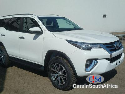 Toyota Fortuner 2.0 Automatic 2017 in South Africa