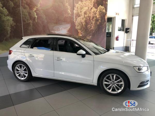 Picture of Audi A3 Automatic 2014
