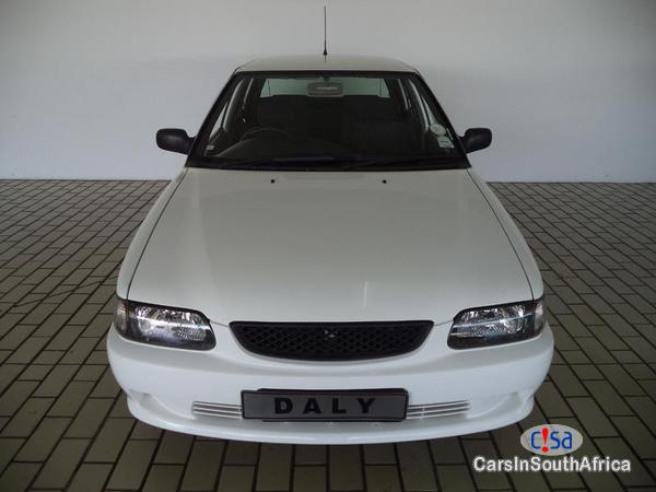 Picture of Toyota Tazz Manual 2004