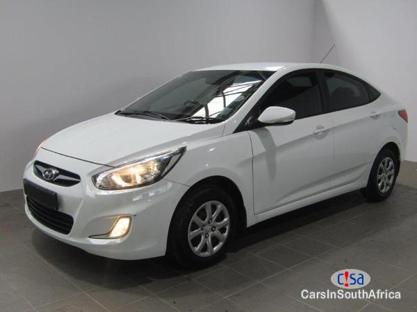 Picture of Hyundai Accent Manual 2015