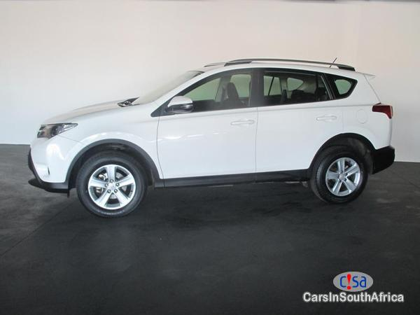 Picture of Toyota RAV-4 Automatic 2014