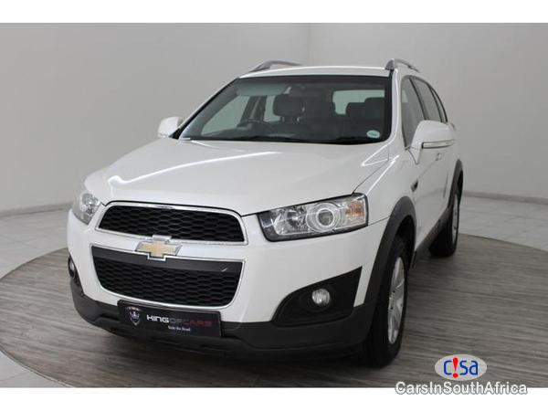 Picture of Chevrolet Captiva Automatic 2014