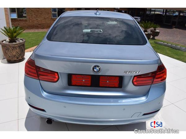 BMW 3-Series Automatic 2012 in South Africa