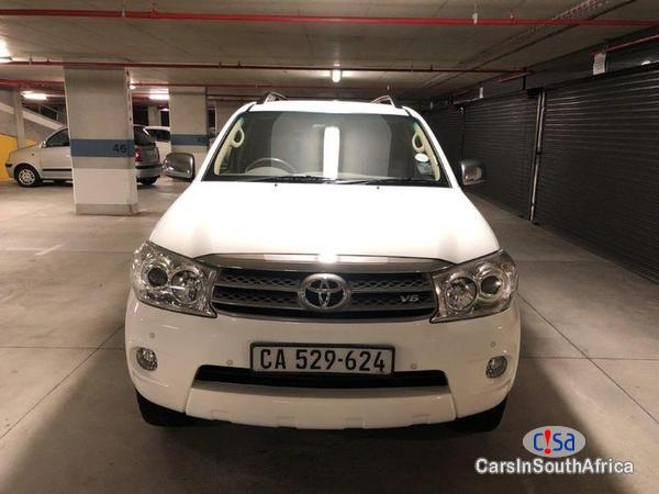 Toyota Fortuner Automatic 2014 in Gauteng