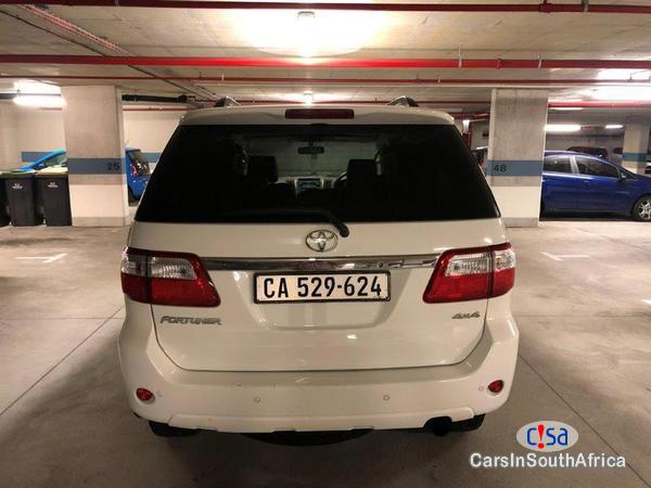 Picture of Toyota Fortuner Automatic 2014 in South Africa