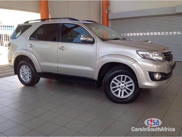 Picture of Toyota Fortuner 2.5D_4D Automatic 2015