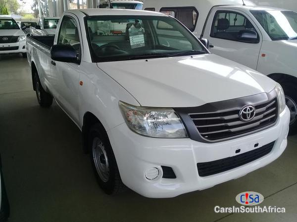 Picture of Toyota Hilux 2.5D_4D Manual 2013
