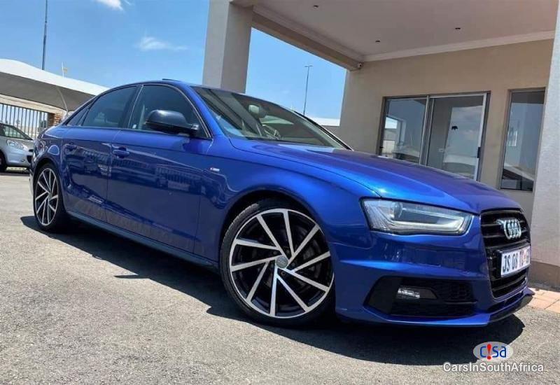 Pictures of Audi A4 2.0 TDI Automatic 2015
