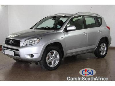 Picture of Toyota RAV-4 2.0 Manual 2008