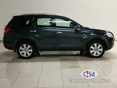 Pictures of Chevrolet Captiva 2.0 Manual 2010