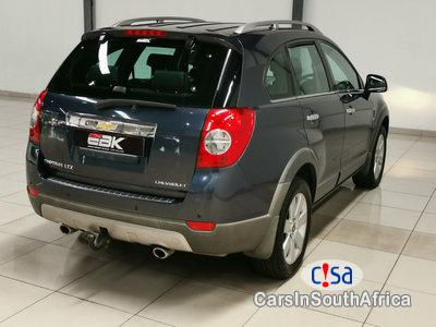 Chevrolet Captiva 2.0 Manual 2010 in South Africa