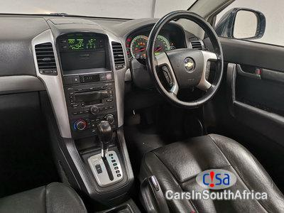 Chevrolet Captiva 2.0 Manual 2010 in South Africa - image