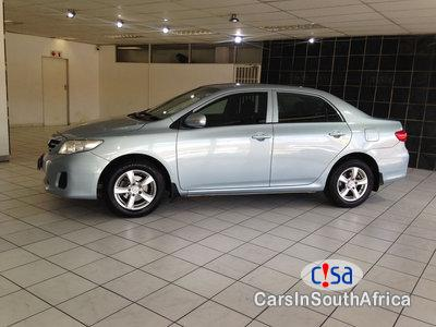 Picture of Toyota Corolla 1.4 Manual 2012