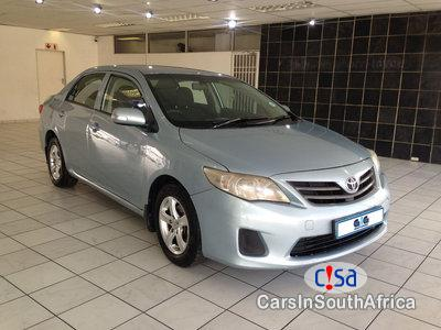 Toyota Corolla 1.4 Manual 2012 in South Africa