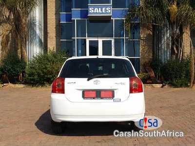 Toyota Runx Manual 2006 in Western Cape