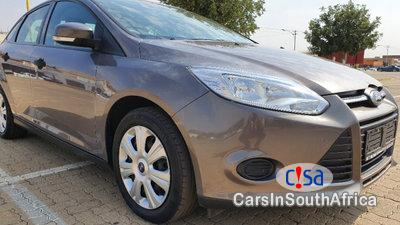 Ford Focus 1.6 Manual 2012