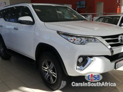 Picture of Toyota Fortuner 3.0D-4D Automatic 2018