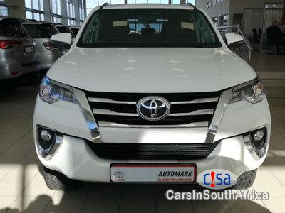 Toyota Fortuner 3.0D-4D Automatic 2018