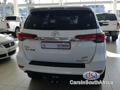 Toyota Fortuner 3.0D-4D Automatic 2018 in South Africa