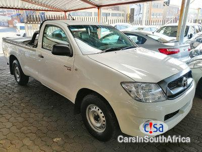 Picture of Toyota Hilux 2.5 D-4D P/S/c Manual 2009