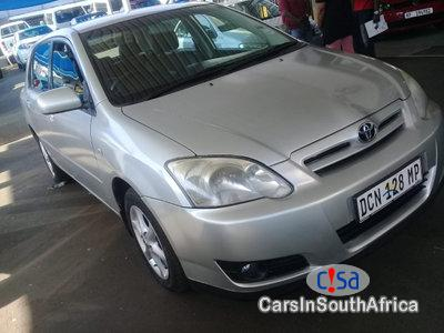 Picture of Toyota Runx 160i RX Manual 2005
