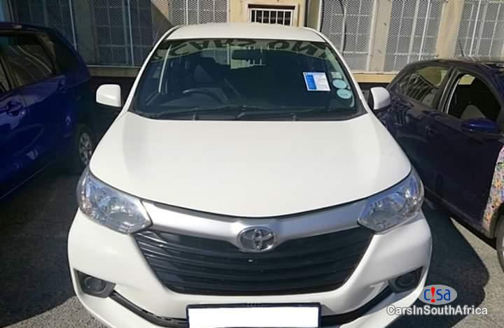 Picture of Toyota Avanza Manual 2014