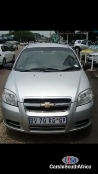 Picture of Chevrolet Aveo Trim Manual 2009