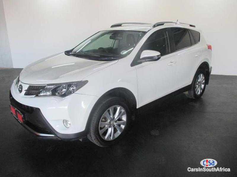 Picture of Toyota RAV-4 2.0 Automatic 2015