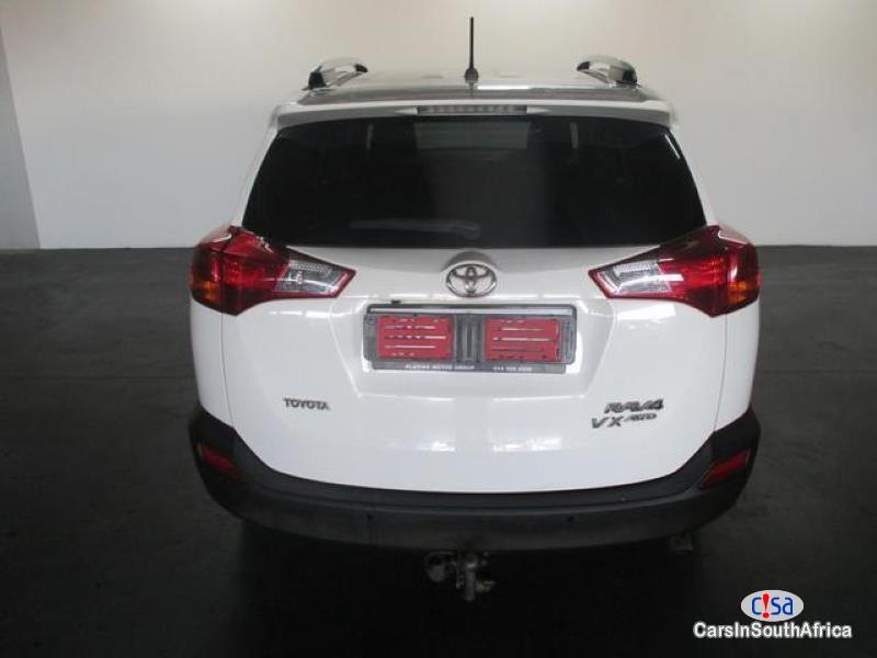 Toyota RAV-4 2.0 Automatic 2015 in Western Cape