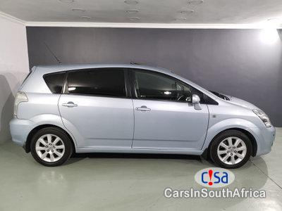 Picture of Toyota Verso 1.8 Manual 2008