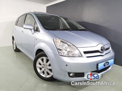 Picture of Toyota Verso 1.8 Manual 2008 in Western Cape