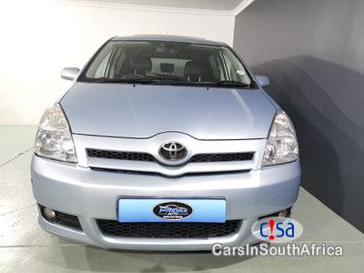 Picture of Toyota Verso 1.8 Manual 2008 in South Africa