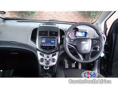 Chevrolet Sonic 1.6Ls Manual 2015 in Gauteng