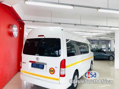 Picture of Toyota Quantum Automatic 2013