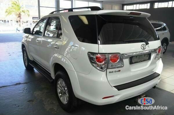 Toyota Fortuner 3.0l 4x4 IN GOOD CONDITION Automatic 2013