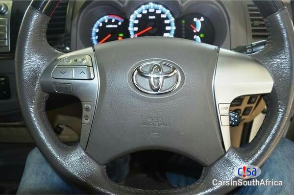 Toyota Fortuner 3.0l 4x4 IN GOOD CONDITION Automatic 2013 in North West