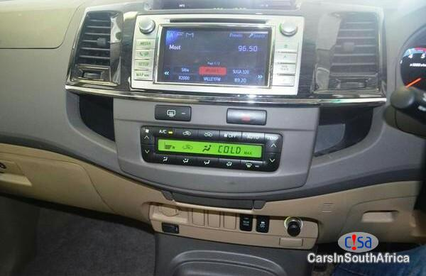 Toyota Fortuner 3.0l 4x4 IN GOOD CONDITION Automatic 2013 in South Africa