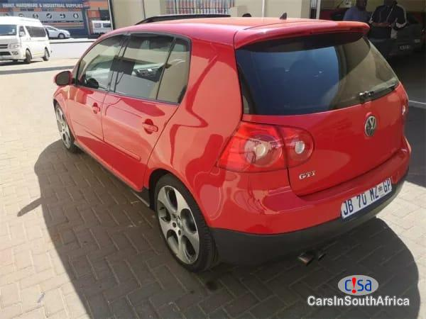Volkswagen Golf 2.0 Automatic 2009 in South Africa