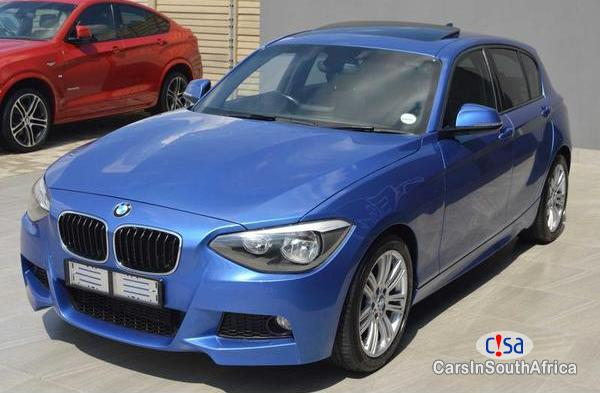 Picture of BMW 1-Series Turbo Automatic 2014