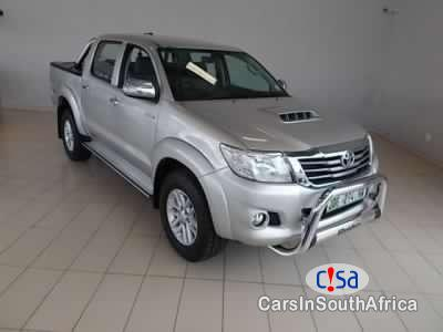 Picture of Toyota Hilux 3.0d-4d Manual 2014
