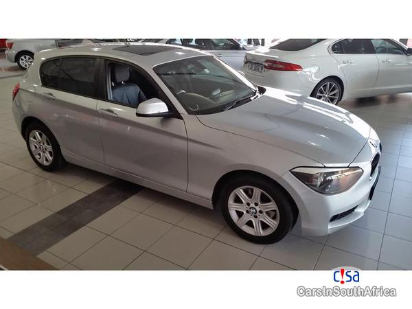 Pictures of BMW 1-Series Automatic 2014