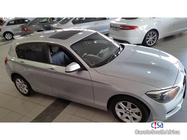 BMW 1-Series Automatic 2014