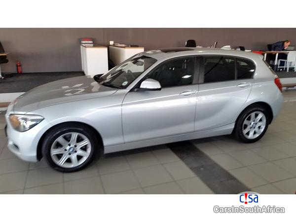 Picture of BMW 1-Series Automatic 2014 in Free State