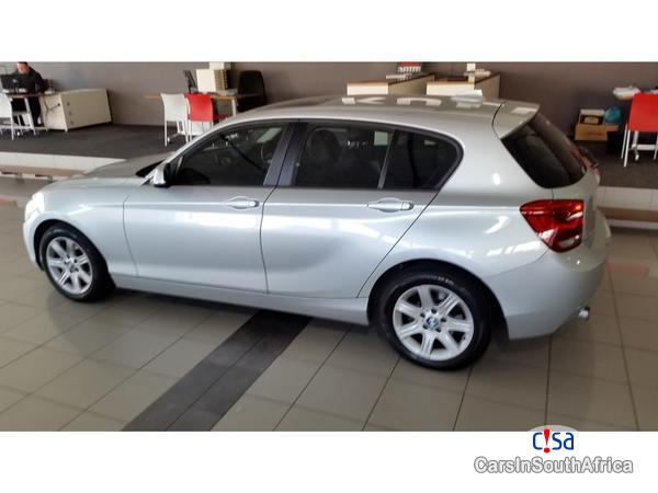 Picture of BMW 1-Series Automatic 2014 in South Africa