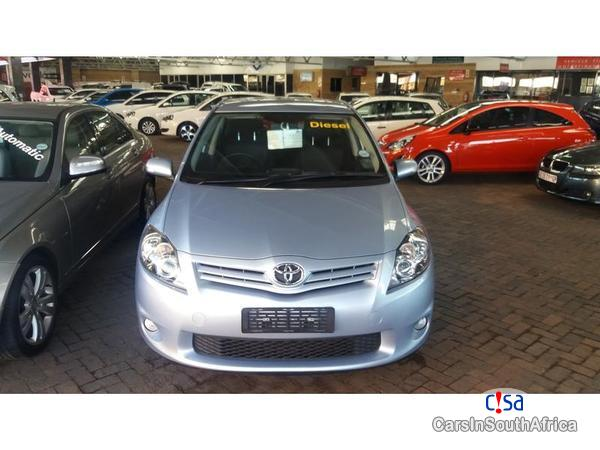 Toyota Auris Manual 2010 in Limpopo